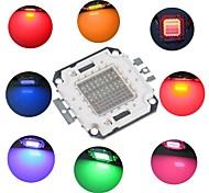 diy 50w rgb energia de alta potência chip de lâmpada de poupança integrada Módulo de LED (DC 30-33v)