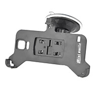 Mini smile™ G-Tube Car Mount Holder with Suction Cup for Samsung Galaxy Note 4 / N9100 - Black