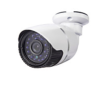Cotier® Bullet IP Network Internet Surveillance Camera 1.3MP IR-cut (24-IR LED)