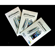 High Quality Full Screen Protective Anti Scratch Film Cover For Apple Iphone 4 4s Super Clear