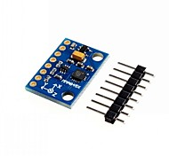 mma8452q módulo de sensor de inclinación aceleración digitales de tres ejes de 14 bits