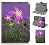 geschilderde beugel tablet pc case voor de Galaxy Tab 2 7.0 / tab 3 7.0 / tab 4 7.0