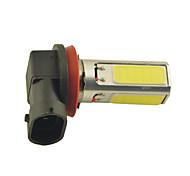 carking ™ h8 / H11 15W 3 * Pfeiler geführte 600ml Weißlichtnebellampe (DC 12V)