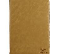 lention qualité supérieure série étui en cuir élégant nouvelle Smart Cover avec support fonctionnel pour Mini iPad 1/2