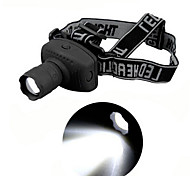 Others 1 Mode 500 Lumens Headlamps AAA Waterproof LED Others Camping/Hiking/Caving/Cycling/Hunting/Traveling
