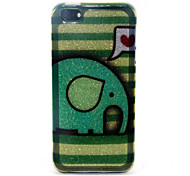 Love baby Pattern with shimmering TPU Soft Case for iPhone 5/iPhone 5S