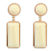 Elegant Fashion Square Earrings