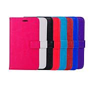 Patrón ma loco lujo pu estuche de cuero billetera 5.6 pulgadas para el borde Samsung Galaxy Note (colores surtidos)