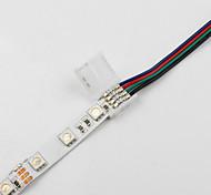 Wasedaer Led Connrctor For Led Single Color Strip Easy Connector Led Strip 10mm