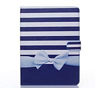 bowknot Muster PU-Leder Ganzkörper-Fall mit Standplatz für Samsung Galaxy Tab 10.1 P5200 3