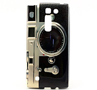 Camera  Pattern TPU Soft Case for LG H502
