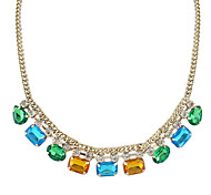 New Coming Colorful Stone Necklace