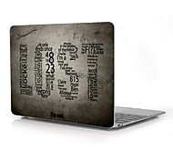 "Lost and The End Design Full-Body Protective Plastic Case for 12"" Inch The New Macbook with Retina Display"