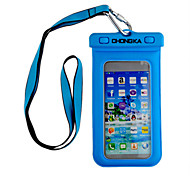2015 universal mobile phone waterproof bag/waterproof swimming bag/waterproof mobile phone bag for samsung