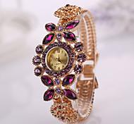 Fashion Imitation Diamond Setting Watch Electronic Style Women Dress Watches Lady's Wrist Watches Hot