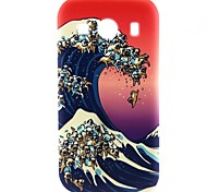 Waves Pattern TPU Phone Case for Galaxy Core 2 G355 GALAXY CORE Prime G360 Galaxy Ace 4 G357 Galaxy Alpha G850