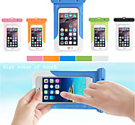 Top Sales 2015 Newest Portable High Quality Underwater Waterproof Bag for iPhone 4/4S/5/5S/6