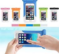 top ventas 2015 bolsa más nueva portátil de alta calidad bajo el agua a prueba de agua para el iphone 4 / 4s / 5 / 5s / 6