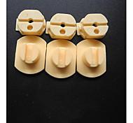 Antiscivolo Plastica Accessori di macchina Occhiali