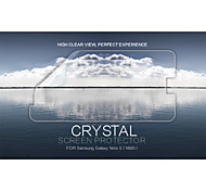 cristal nillkin filme protetor de tela anti-impressão digital clara para Samsung Galaxy nota 5 (N920)