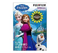 Fujifilm Instax Mini película de color elsa fiebre congelado y edición anna