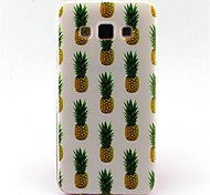Pineapple  Pattern TPU Phone Case For Galaxy A3/A5