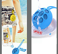IMY-D868C Bluetooth Speaker Waterproof IPX4 with Camera Shutter Control Outdoor Speaker/Shower Speaker(Assorted Color)