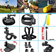 kit de base des sports de plein air commun pour tous les appareils photo de Hero GoPro