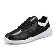 Men's Shoes Outdoor/Athletic/Casual Fashion Sneakers/Athletic Shoes Black/White