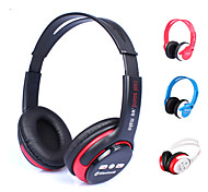 Brand New Music Wireless Bluetooth V3.0 Headset Headband Headphones with Mic for iPhone Samsung Smartphone PC