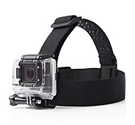 Head Strap Camera Mount With Long Screw for GoPro Camera