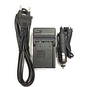 EU/AU/UK Power Cord 4.2V EN-EL5 Car Charger for Nikon EN-EL5 P500 P5100 P6000 P510 P520 P530