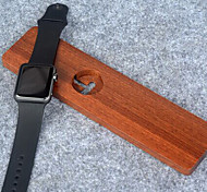 For Apple Watch  Charger Stand Sapele Material