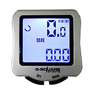 Cycling Mini Waterproof Black Computer Odometer Speedometer Calories