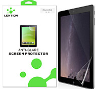 LENTION High Quality Matte Screen Protector Anti-scratch Protective Guards Film Cover for iPad 2 3 4