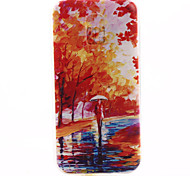 modello mangrovia materiale TPU soft phone per mini galassia s5
