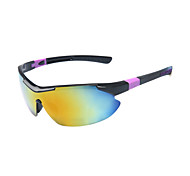 100% UV400 Wrap Sports Sunglasses