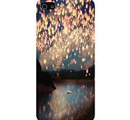 Nachtansicht Muster Telefon zurück Fall Deckung für iphone5c