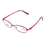 Free Lenses Oval Reading Eyeglasses