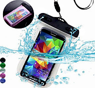 Super PVC Waterproof Bag for Samsung Galaxy A3/5/7 A8 A8000 (Assorted Colors)