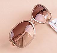 Women 's Foldable Oval Sunglasses