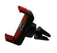 aire automático coche cerrado ventilar montar soporte para teléfono cuna para iPhone6 más / 6 / 5s / 5c / 5 / 4s / 4