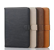 stehen crazy horse Lügenbrache pu Tablet-Computer Schutzhülle für Samsung Tab ein 8,0 t350 / a 9.7 T550 farblich sortiert
