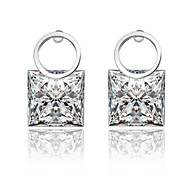 HUALUO®The New Big Box Fashion Zircon Earrings