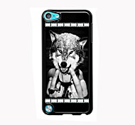 Wolf Design Aluminum High Quality Case for iPod Touch 5