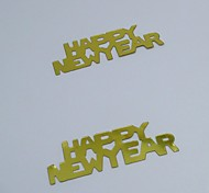 """Happy New Year"" Confetti For Mutli Color"