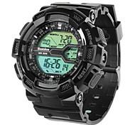 BESTDON  Men's Fashionable LED Backlight 30M Waterproof Electronic Sports Watch w/ Calendar -Two-color optional