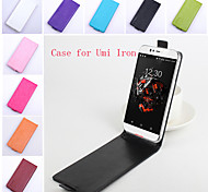 Flip Leather Magnetic Protective Case For Umi Iron(Assorted Colors)