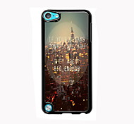 Your Dream Design Aluminum High Quality Case for iPod Touch 5