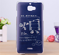 Bother Pattern TPU Soft Case for Coolpad F1 8297